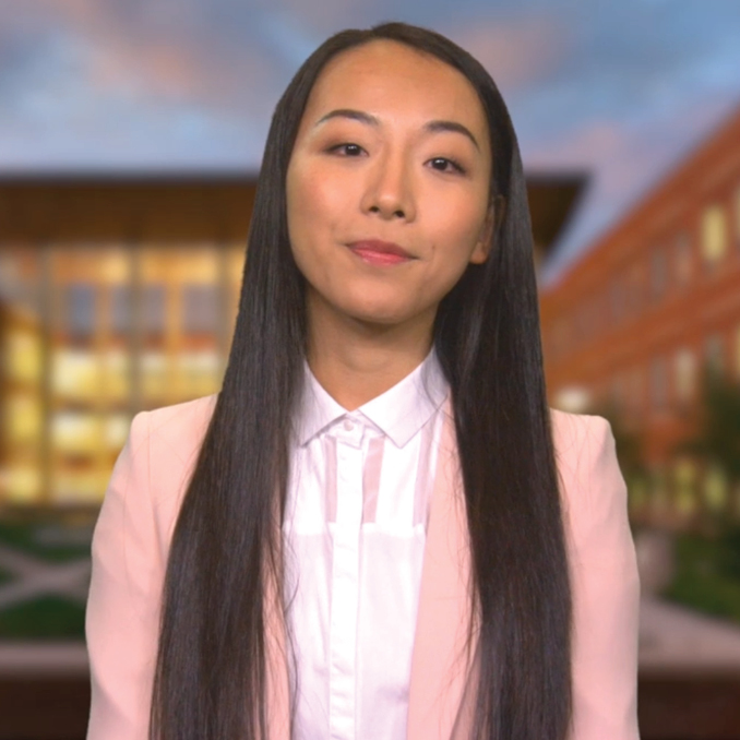 Xianhang Wang Portrait from the Master of Science in Accountancy Program