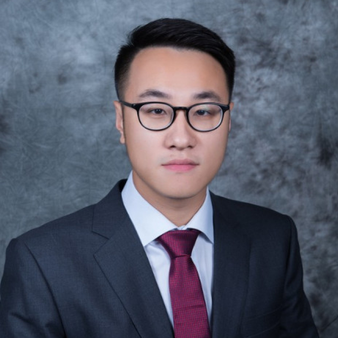 Shengchiang Ji  Portrait from the Master of Science in Business Administration Program
