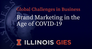 Brand Marketing in the Age of COVID-19