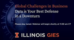 Data is Your Best Defense in a Downturn Webinar