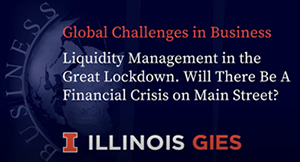 Liquidity Management in the Great Lockdown Webinar