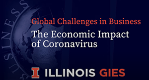 The Economic Impact of Coronavirus Webinar